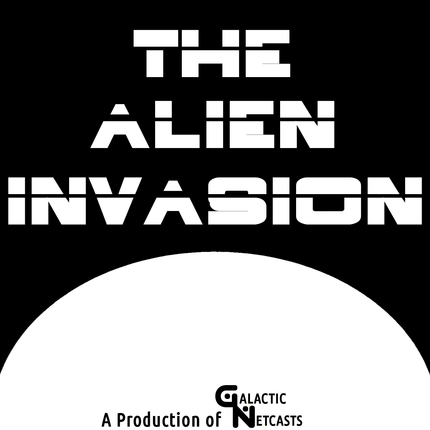 The Alien Invasion logo