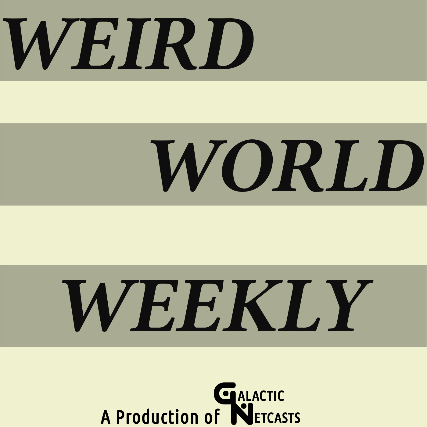 Weird World Weekly