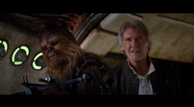 Star Wars: The Force Awakens Trailer 2