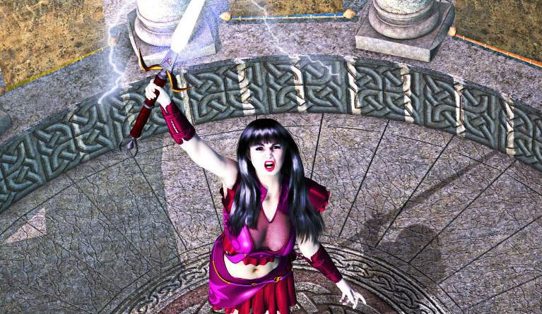 Sinister Celestial Sword Stealer image