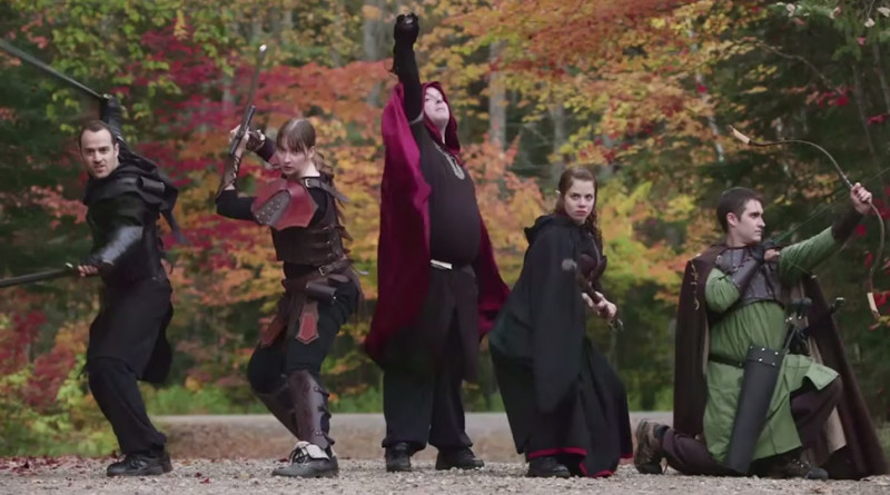 LARPs The Series group picture of the larp