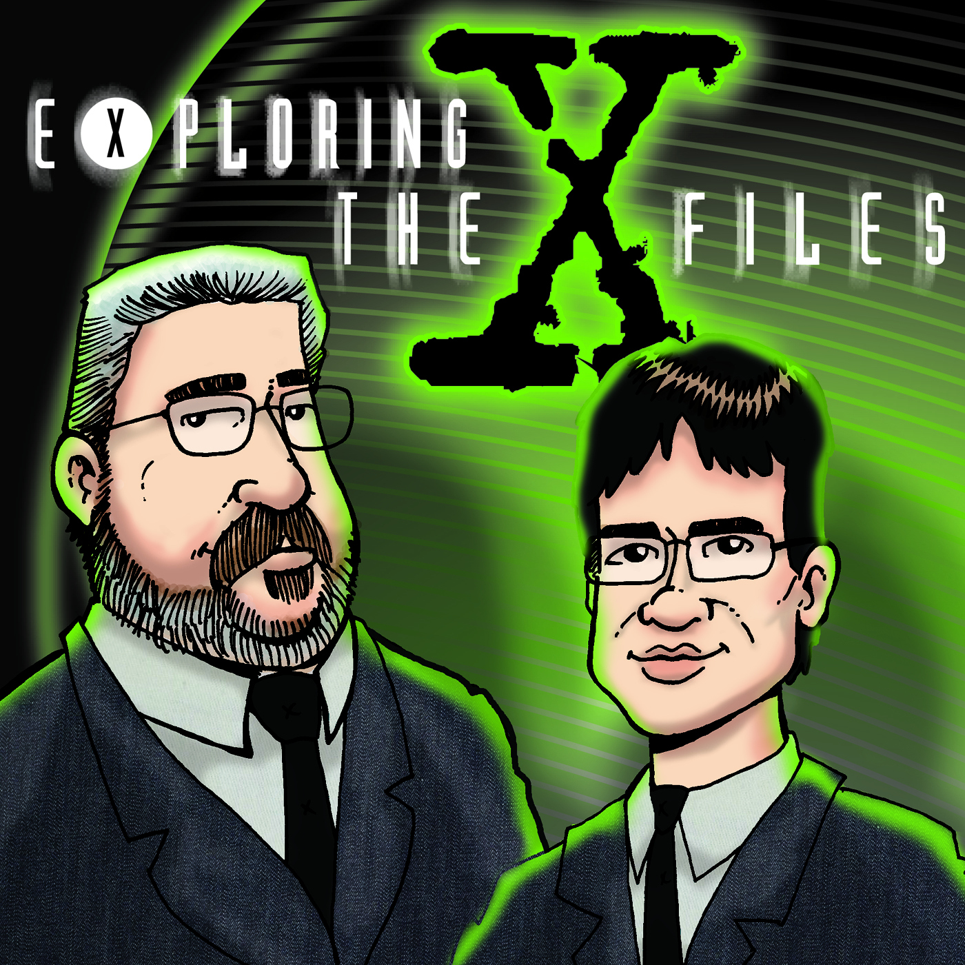 Exploring the X-Files