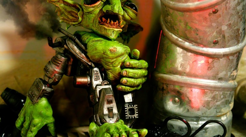 Goblin_junkyard_steamborg_walking_side_rollinkunz scroungable