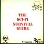 The Sci-Fi Survival Guide Cover Art