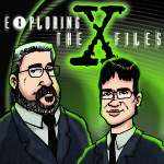 exploring the X Files podcast artwork