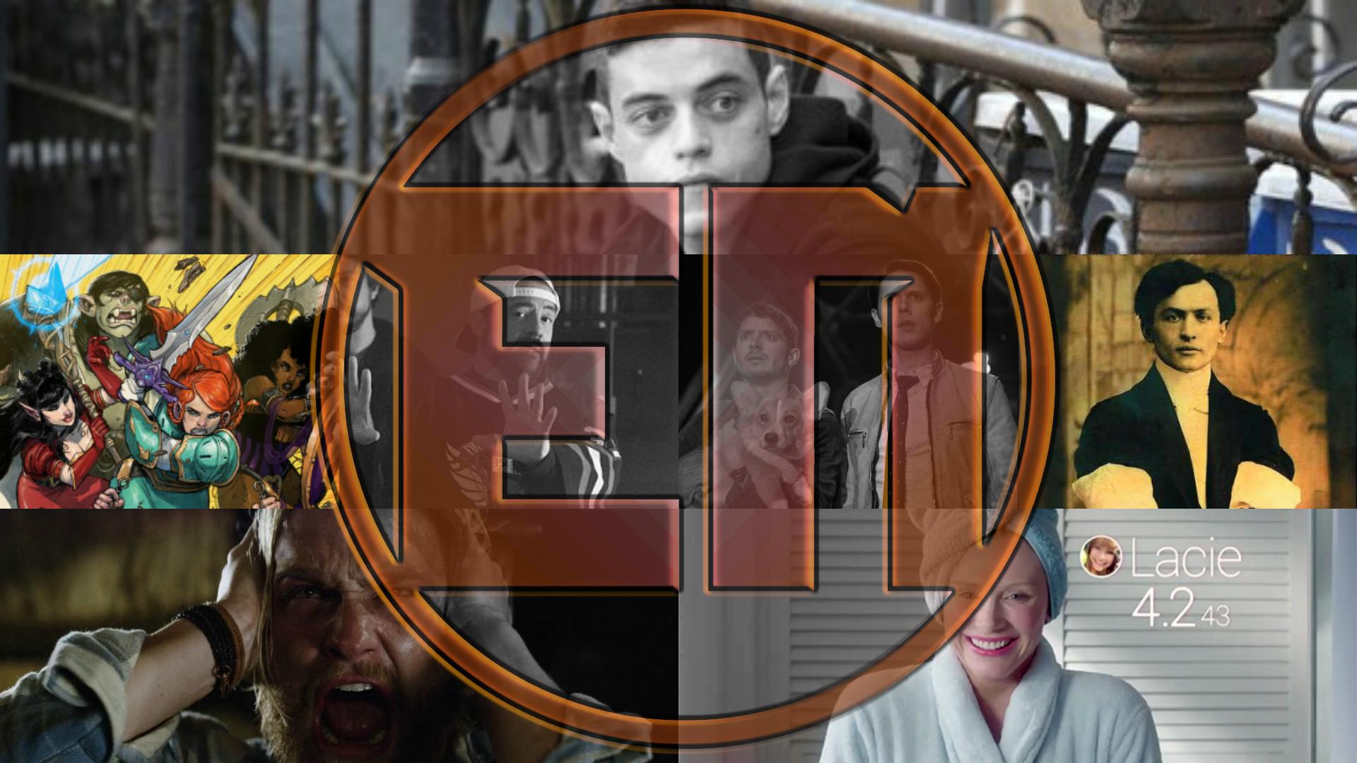 ElseNerds 27: Dirk Gently, Black Mirror, and Queen