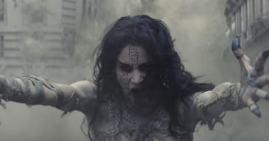 The Mummy trailer unwrapped