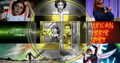 Elsenerds #33: Leia: Legacy? WB still on Goyer crack? What to read?