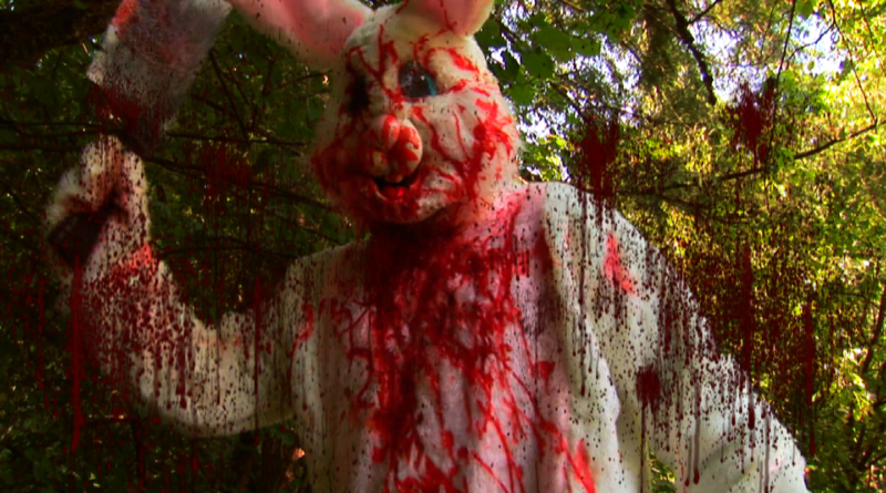easter bunny bloodbath