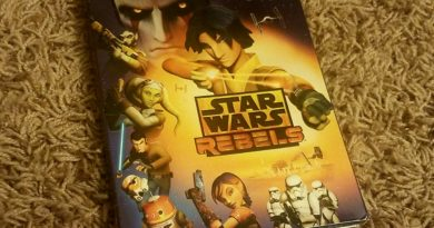 The New Jedi Archives – With A Rebel Yell, Season 1